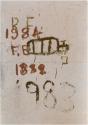 Pinturas de 1982,1983 e 1984. Arquivo Histórico Municipal de Alenquer