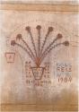Vaso do Grupo dos Reis de Catém 1984. Arquivo Histórico Municipal de Alenquer